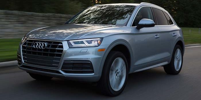 2019 Audi Q5: Luxury SUV Review