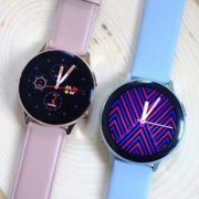 Galaxy Watch Active 2: True Apple Watch Competition?