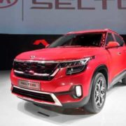 Kia Seltos First Look: A New Crossover Niche for Kia