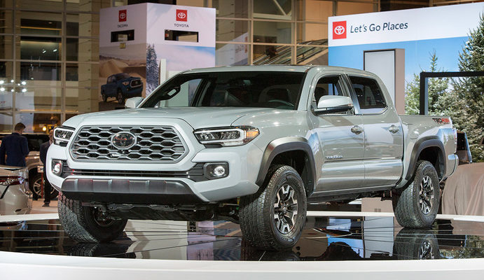 2020 Toyota Tacoma: First Look