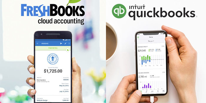 Freshbooks vs. Quickbooks: Which is Best for Your Business?